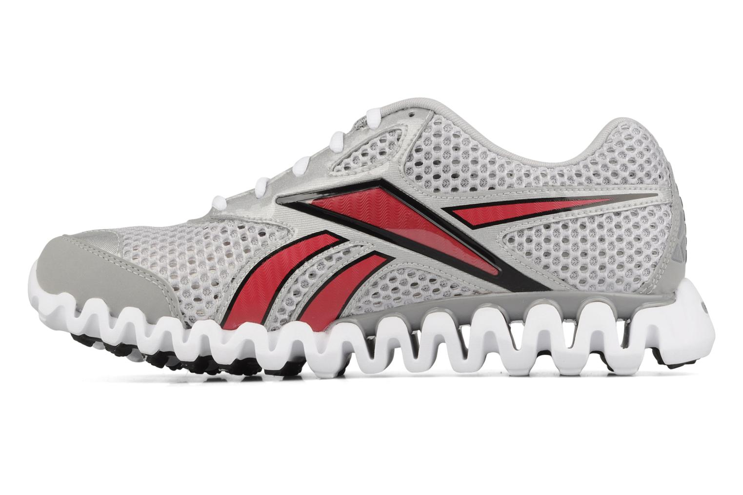 Premier zigfly Silver white excellent red blue