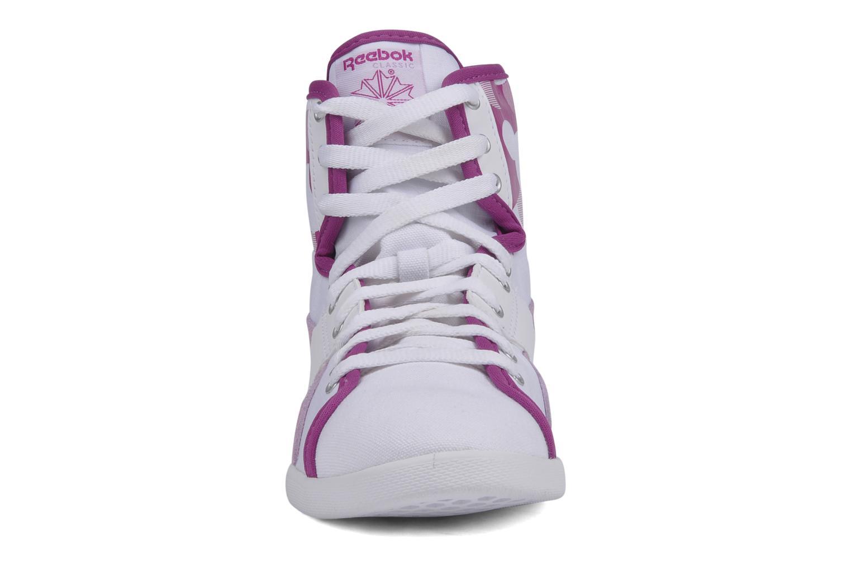 Top down nc White/primo purple/purple freeze/pure silver