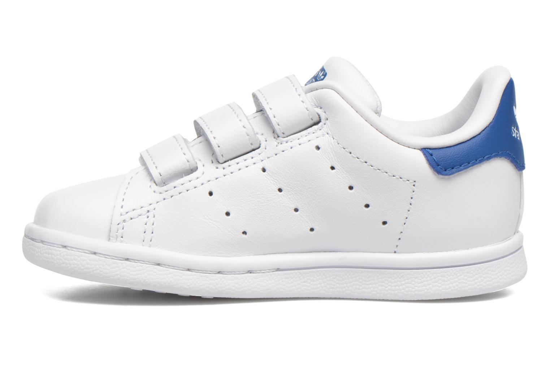 Baskets Adidas Originals Stan smith cf I Blanc vue face