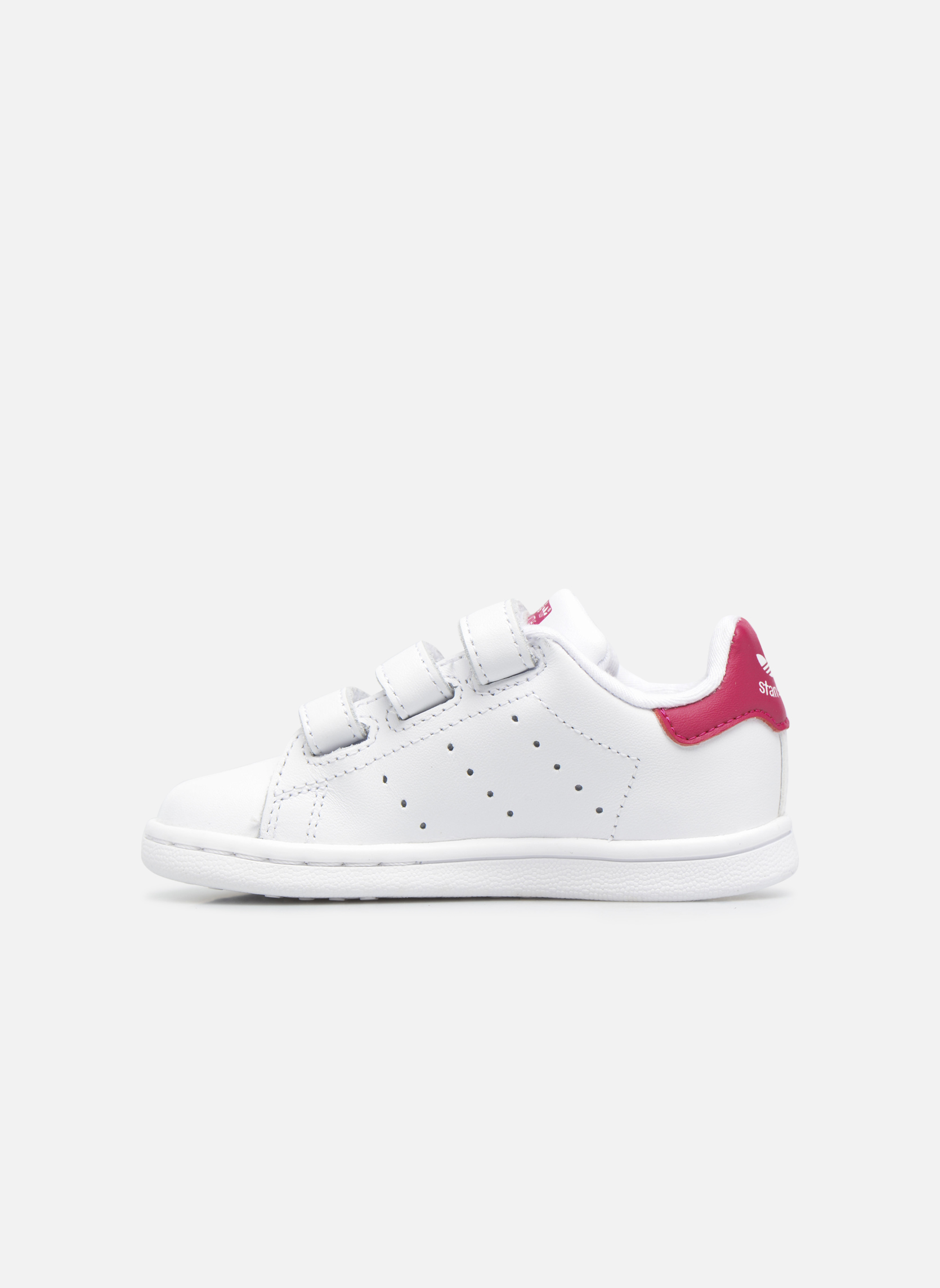 Trainers Adidas Originals Stan smith cf I White front view