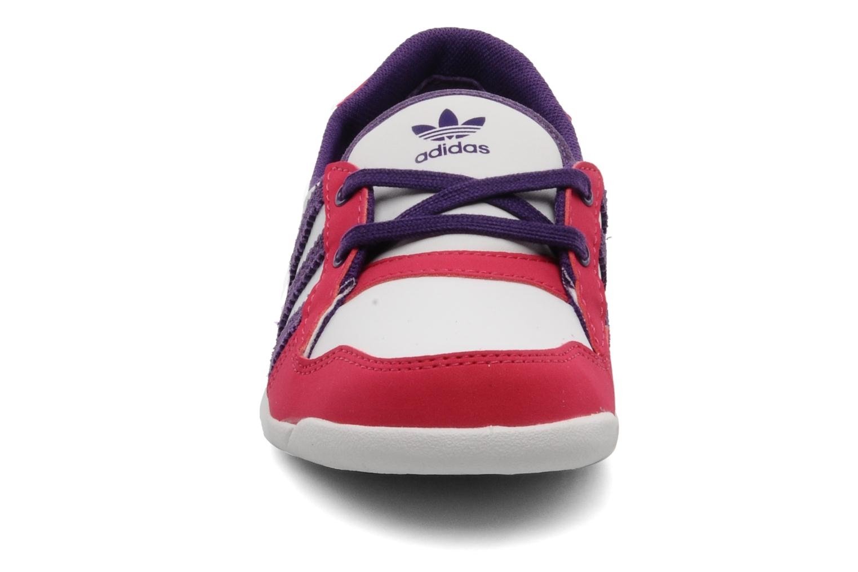 Ballerina's Adidas Originals Forum slipper Wit model