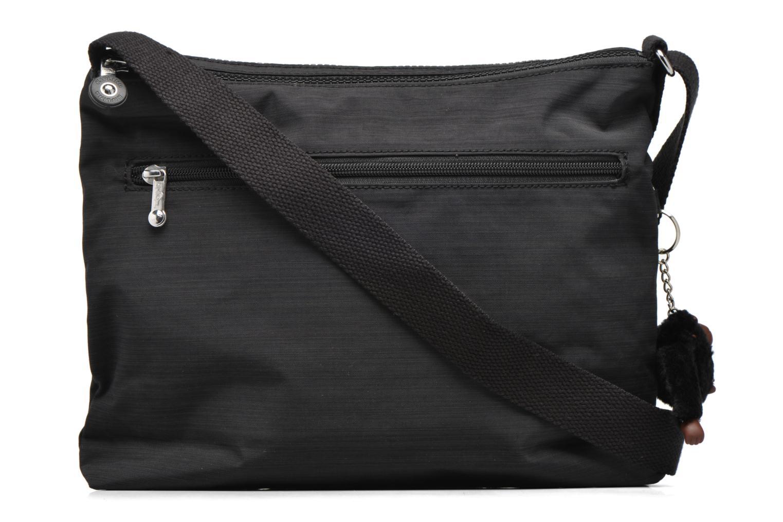 Handtaschen Kipling Alvar schwarz ansicht von vorne