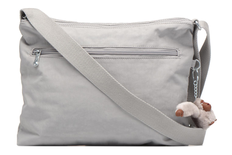 Handtaschen Kipling Alvar grau ansicht von vorne