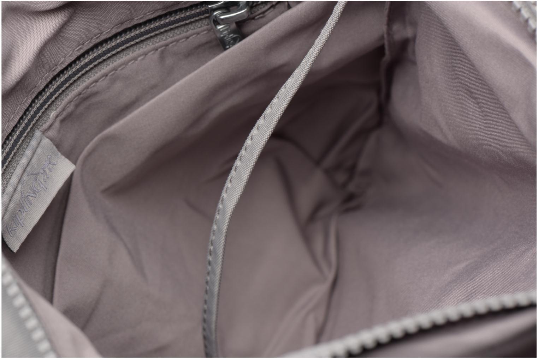 Handtaschen Kipling Alvar grau ansicht von hinten