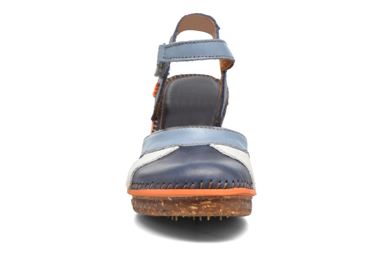 Sandales et nu-pieds Art Amsterdam 313 Bleu vue portées chaussures