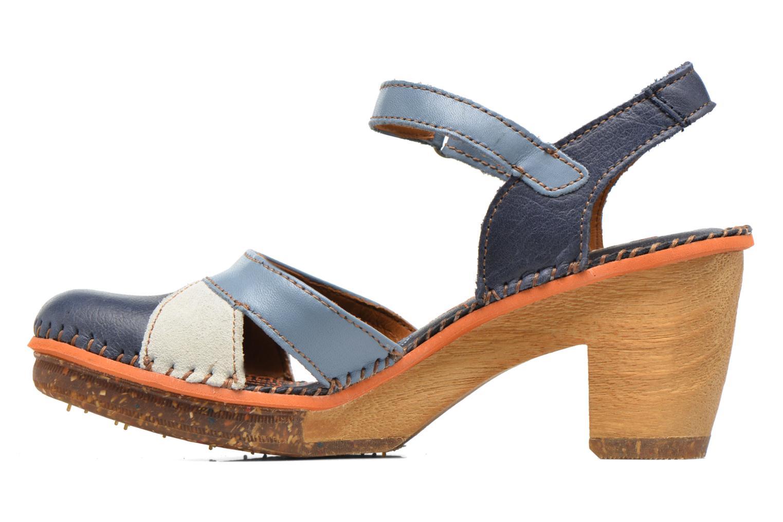 Sandales et nu-pieds Art Amsterdam 313 Bleu vue face