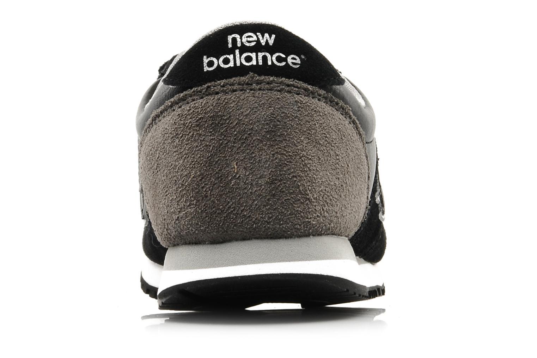 Sneakers New Balance Ke420 Zwart rechts