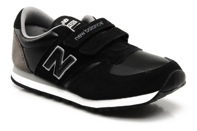 Sneakers New Balance Ke420 Zwart detail
