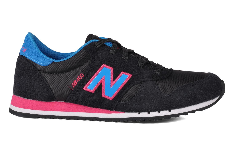 Sneakers New Balance M400 Zwart achterkant