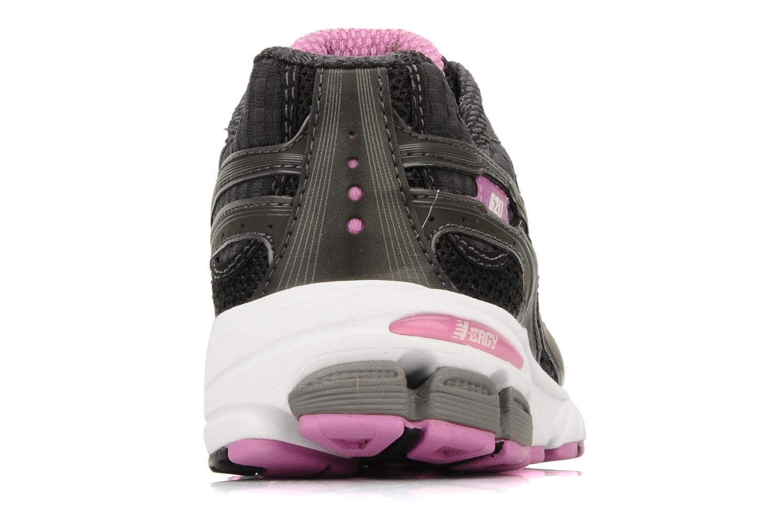 Chaussures de sport New Balance Wr620 Noir vue droite