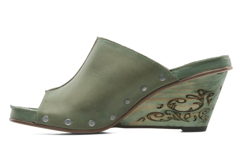 Clogs & Pantoletten Neosens Muscat s283 grün ansicht von vorne