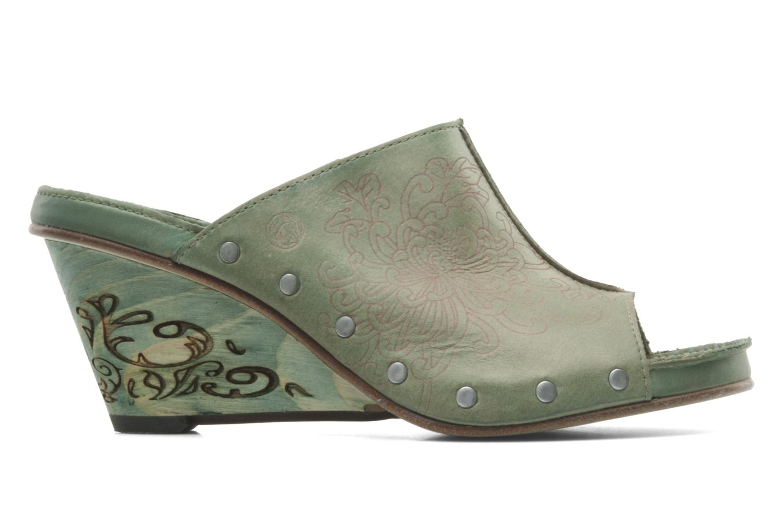 Clogs & Pantoletten Neosens Muscat s283 grün ansicht von hinten