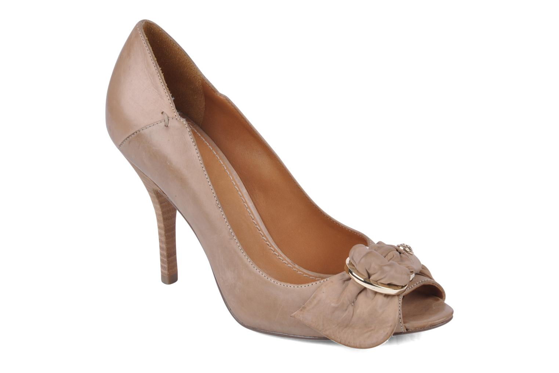 Zapatos de tacón Guess Tress Beige vista de detalle / par