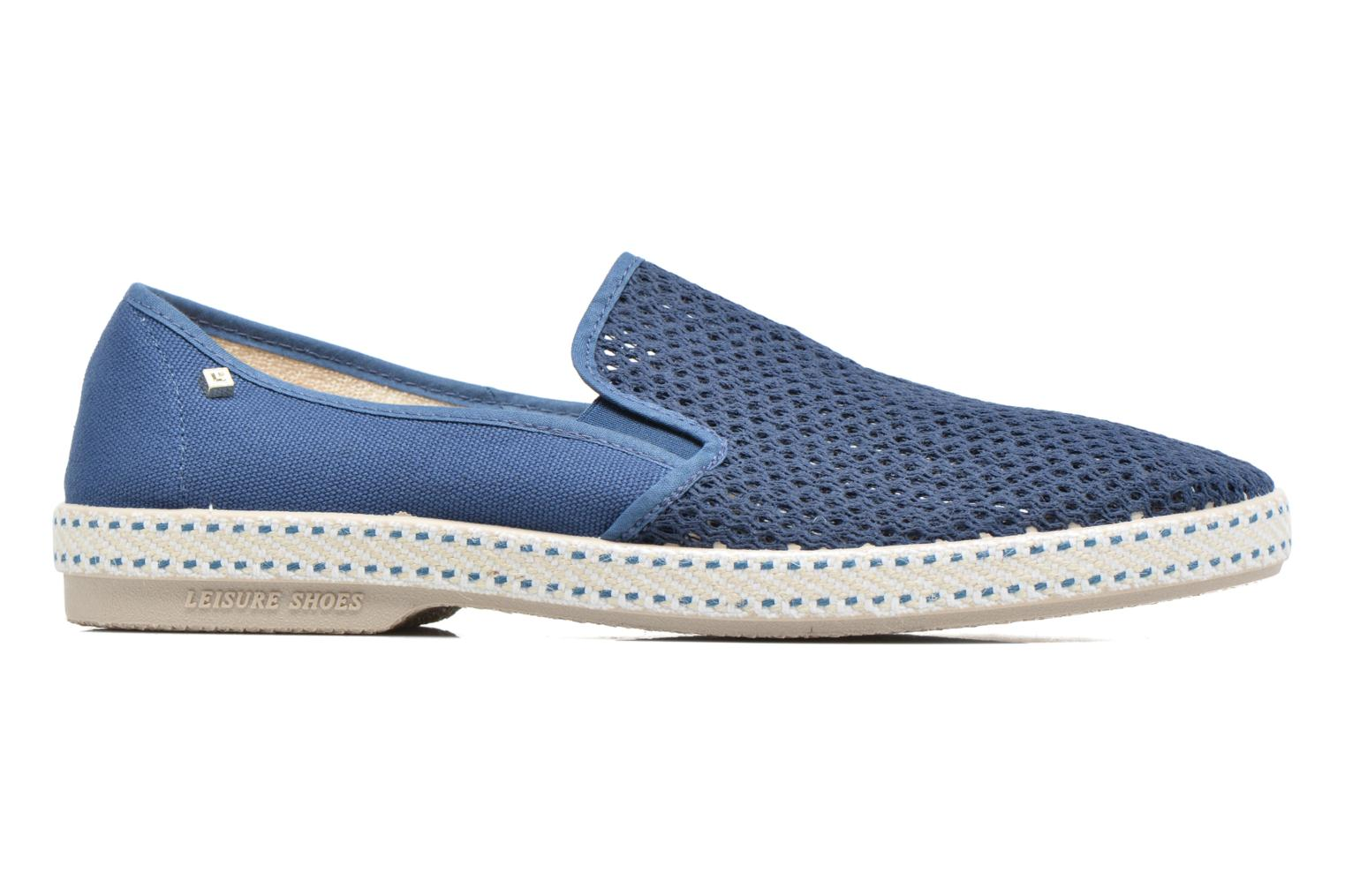 Loafers Rivieras 20°c m Blue back view