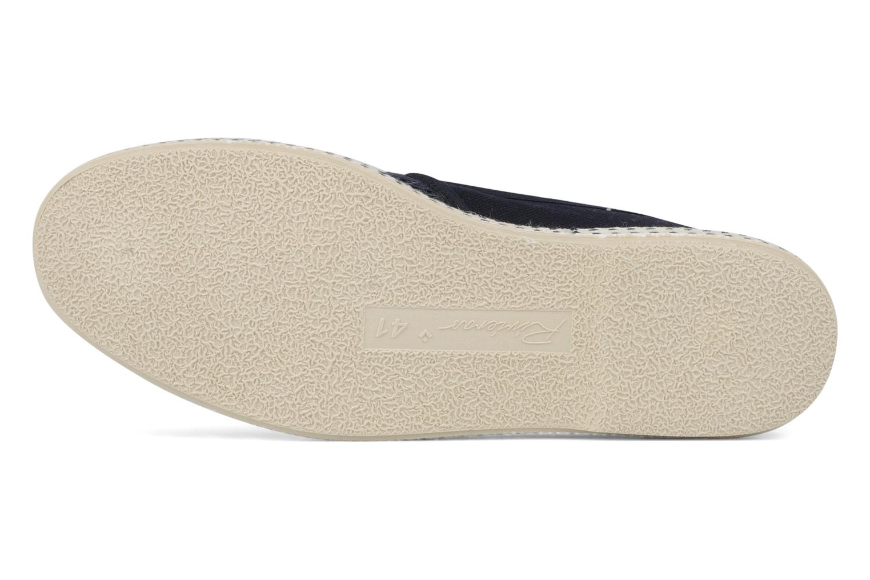 Loafers Rivieras 20°c m Blå bild från ovan