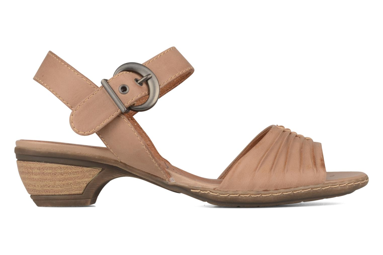 Jassilla Brown leather