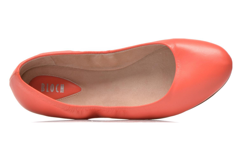 Ballerina's Bloch Arabian ballerina Oranje links