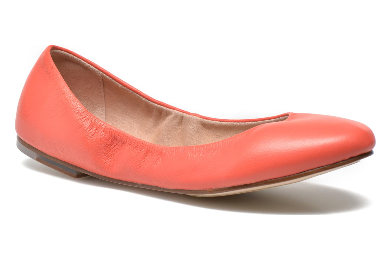 Ballerina's Bloch Arabian ballerina Oranje detail