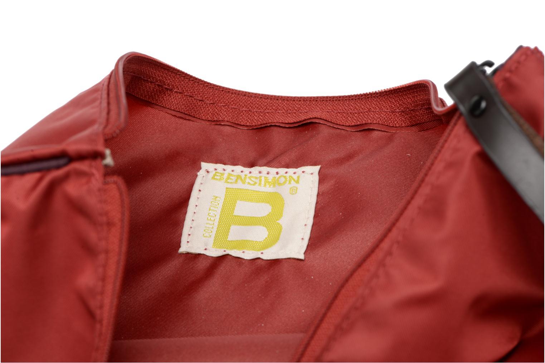 Sacs pochettes Bensimon Zipped pocket Multicolore vue derrière