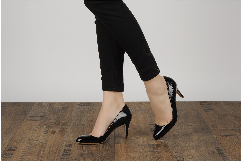 High heels Charles Jourdan Gabrielle 2 Black view from underneath / model view