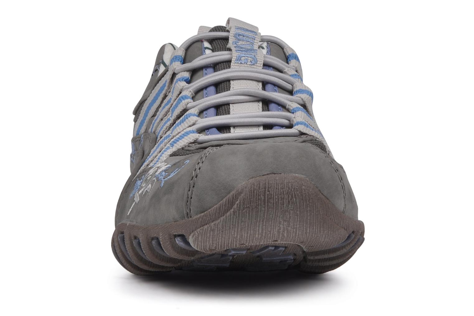 Trainers Mustang shoes Laggi Grey model view