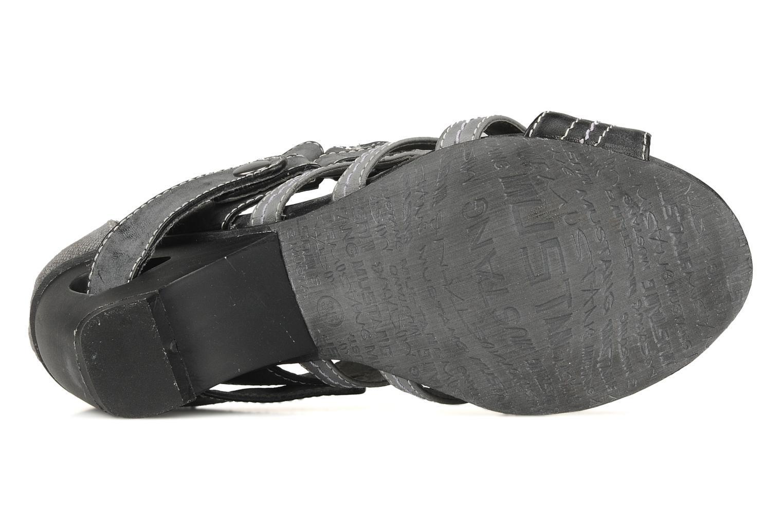 Sandalen Mustang shoes Garrano Grijs boven