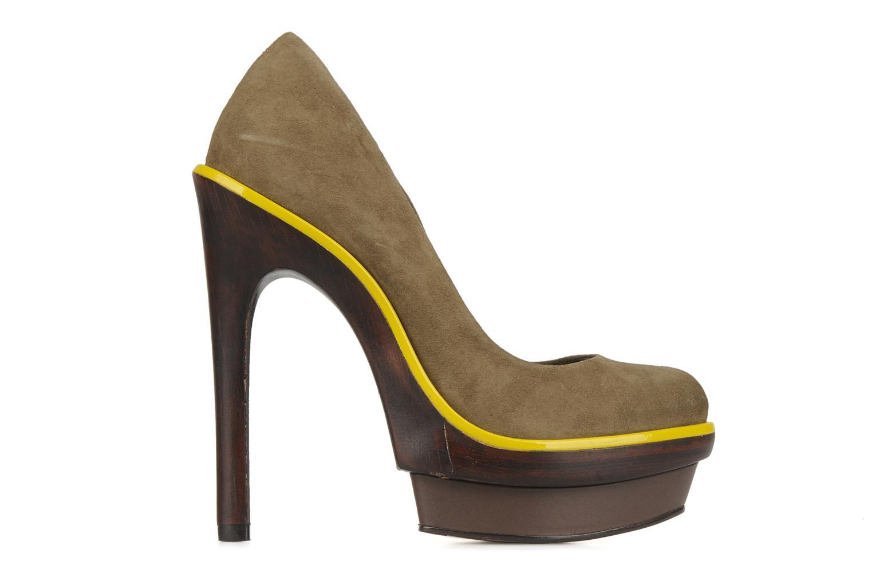 High heels Carvela Alpha Green back view