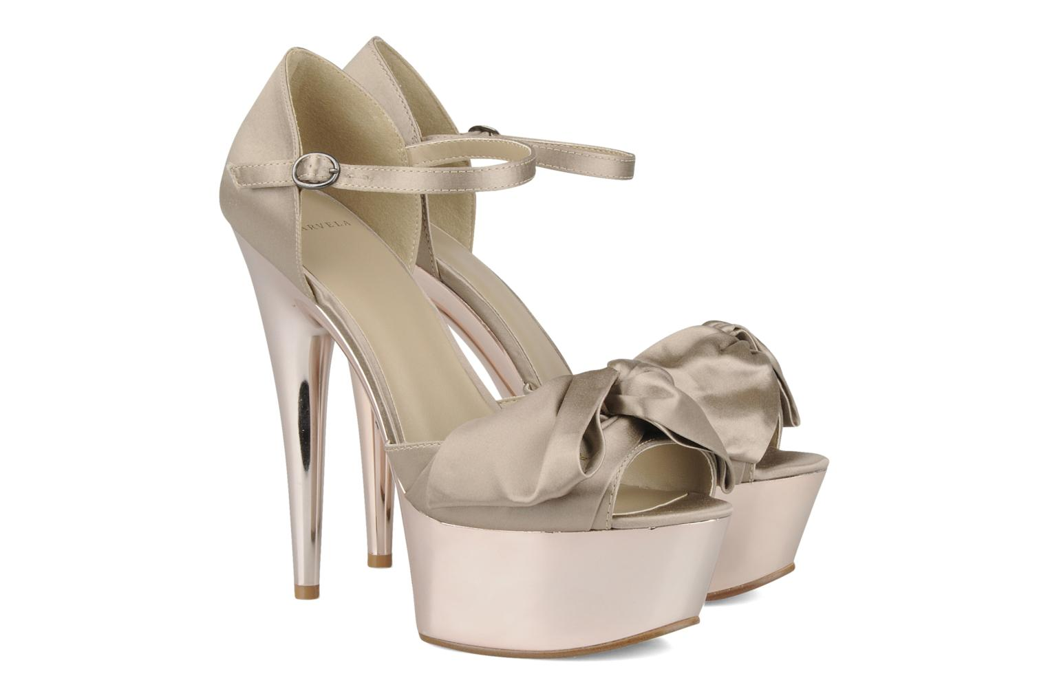 Girl Satin nude