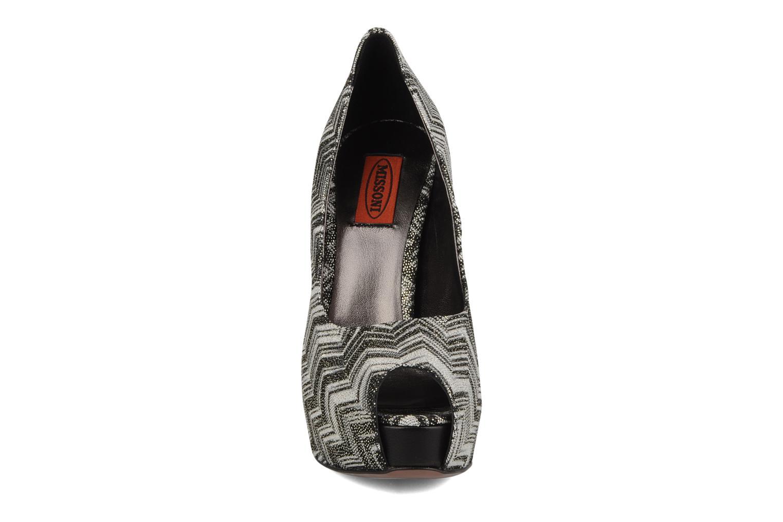High heels Missoni Anatolia Black model view
