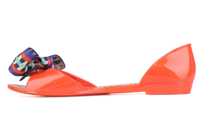 Sandali e scarpe aperte Missoni Athina Rosso immagine frontale