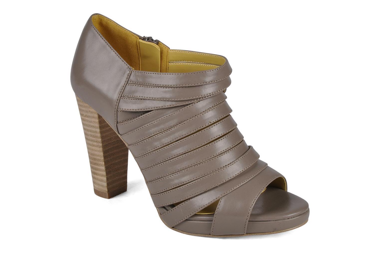 Bottines et boots Chocolate Schubar Viglio Gris vue détail/paire