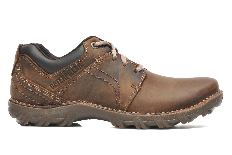 Chaussures à lacets Caterpillar Emerge Marron vue derrière
