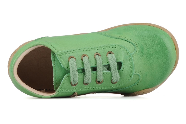 Stiefeletten & Boots Bisgaard Acérola grün ansicht von links