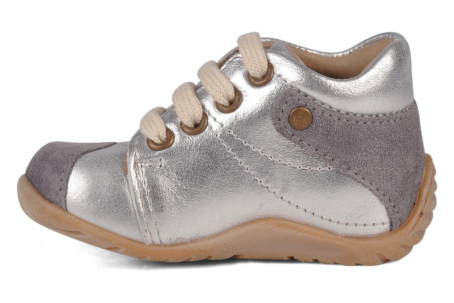 Ankle boots Bisgaard Feijoa Silver front view