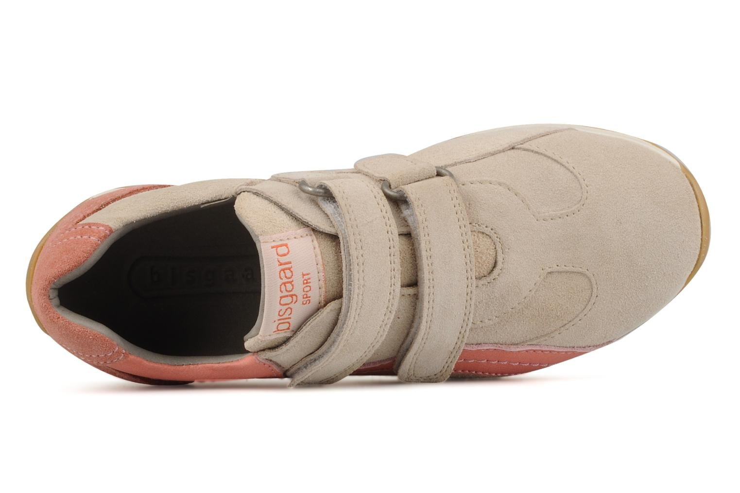 Trainers Bisgaard Airelle Beige view from the left