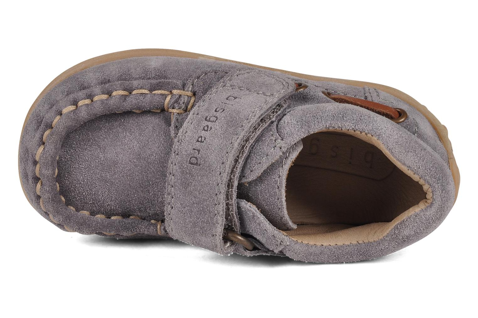 Loafers Bisgaard Maypop Grey view from the left