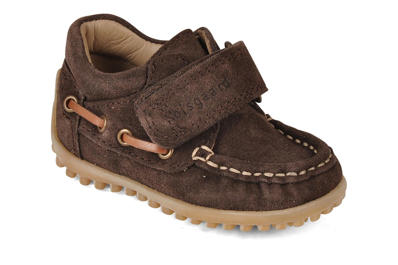 Loafers Bisgaard Maypop Brown detailed view/ Pair view