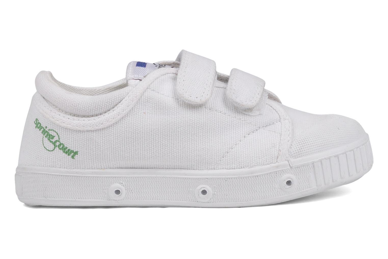 Ge1 pad velcro Blanc