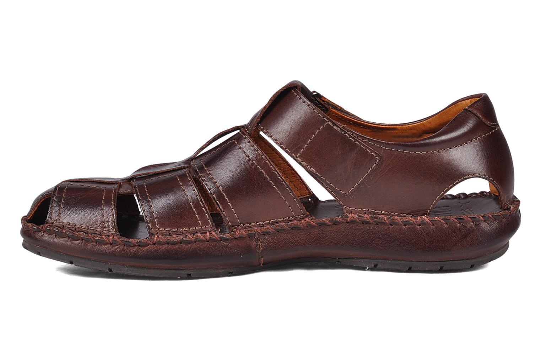Sandales et nu-pieds Pikolinos Tarifa 5433 Marron vue face