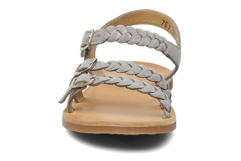 Sandaler Pom d Api Plagette gaspard Grå se skoene på