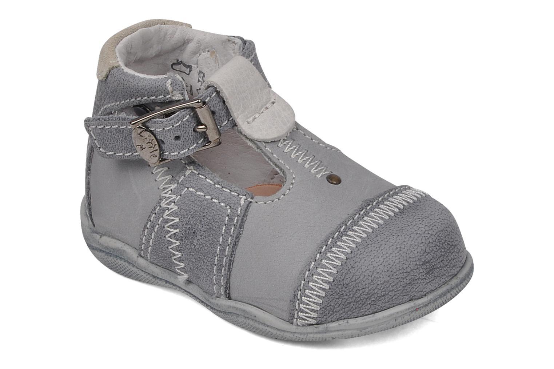Stiefeletten & Boots Little Mary Harlem grau detaillierte ansicht/modell