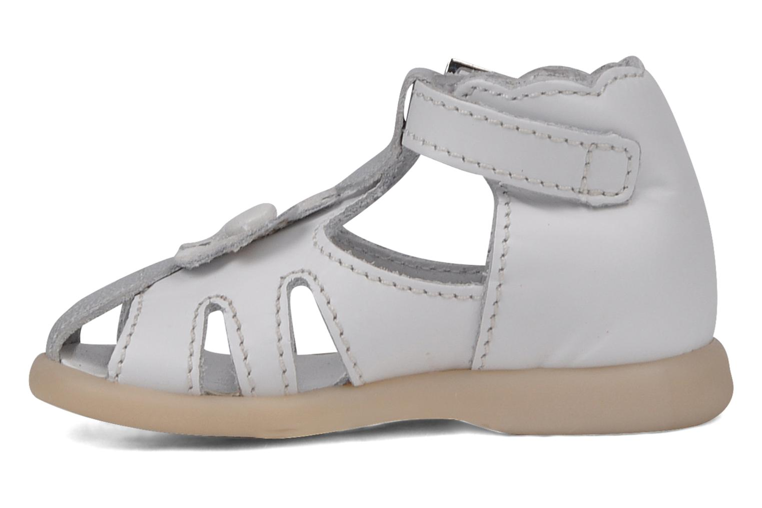 Sandalen Little Mary Hinesse Wit voorkant