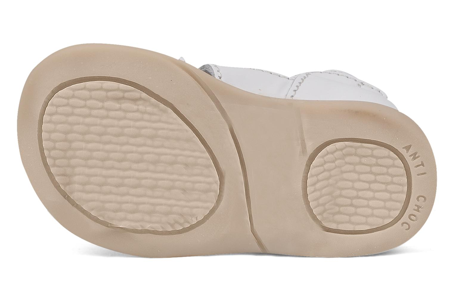 Sandalen Little Mary Hinesse Wit boven