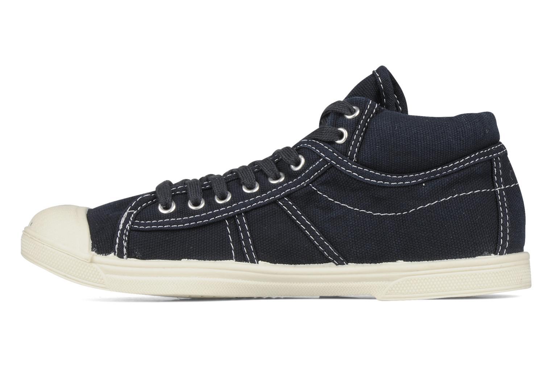Sneaker Le temps des cerises Basic 03 blau ansicht von vorne