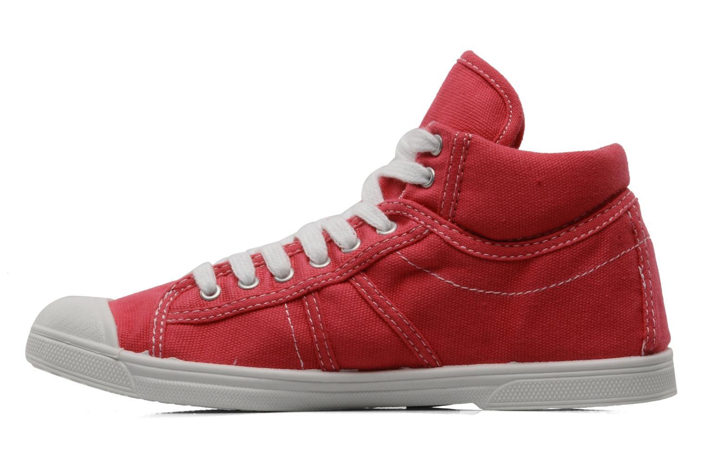 Sneaker Le temps des cerises Basic 03 rosa ansicht von vorne