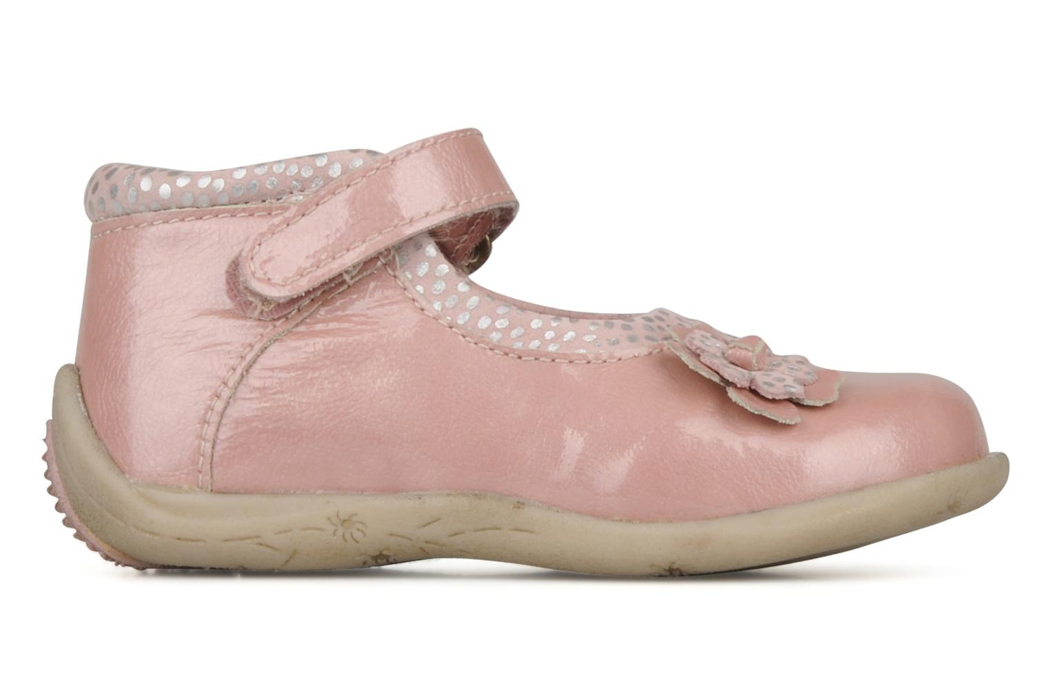 Ankle boots Babybotte Sissi Pink back view