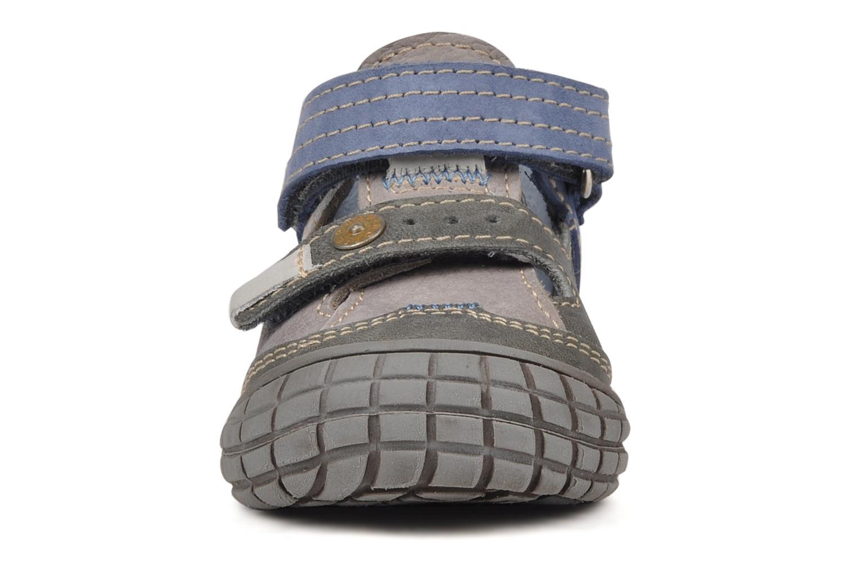 Bottines et boots Babybotte Snoupi Bleu vue portées chaussures