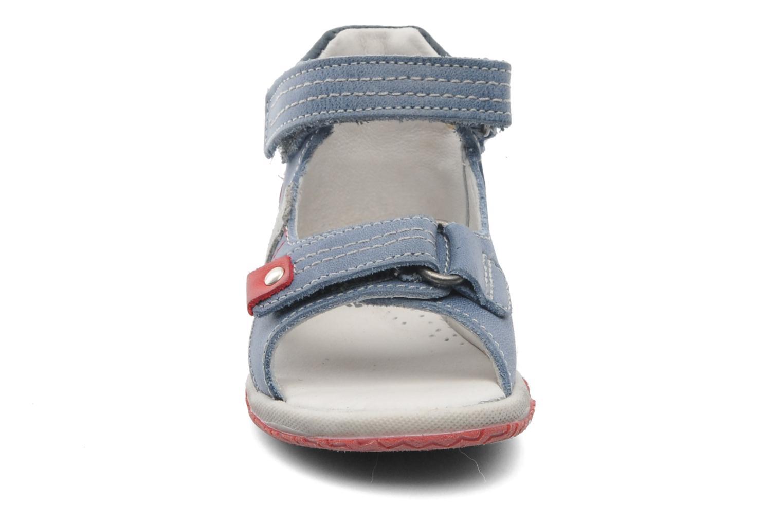 Sandalen Babybotte Tom Blauw model