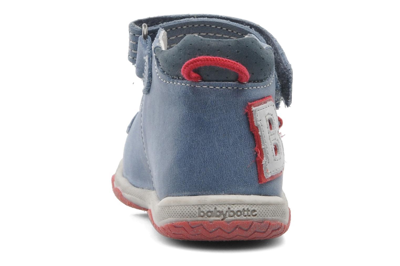 Sandalen Babybotte Tom Blauw rechts