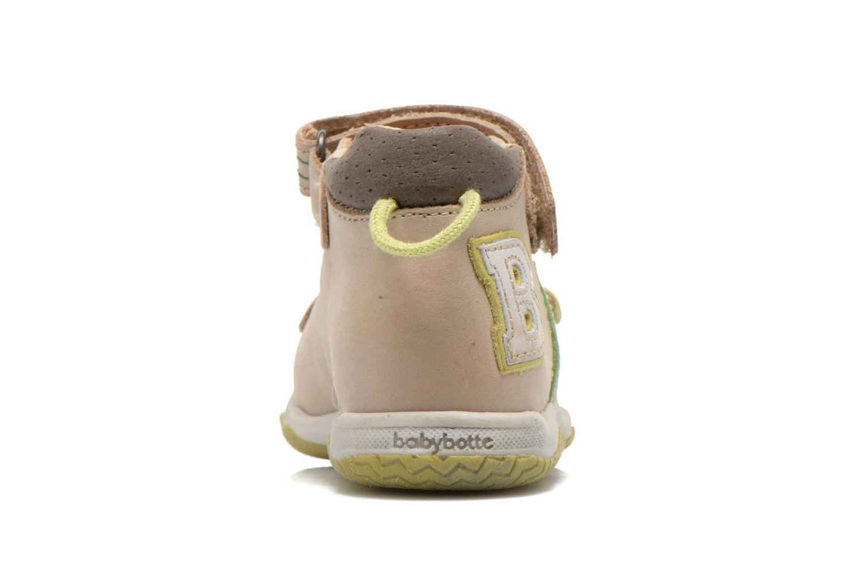 Sandalen Babybotte Tom Beige rechts